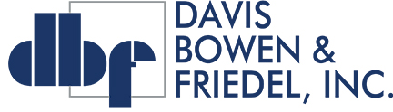 Davis, Bowen & Friedel, Inc. Logo